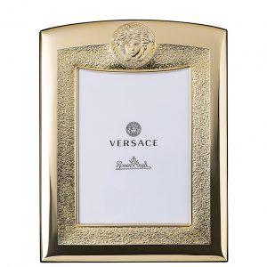 Portafoto in Argento Medusa 13X18, Versace Rosenthal.