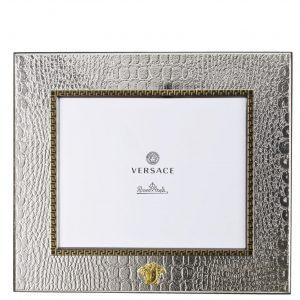 Portafoto in Argento Medusa 20X25, Versace Rosenthal.