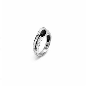 Anello base Charms Giovanni Raspini, in argento 925%. Disponibile dalla misura 10 alla 20.